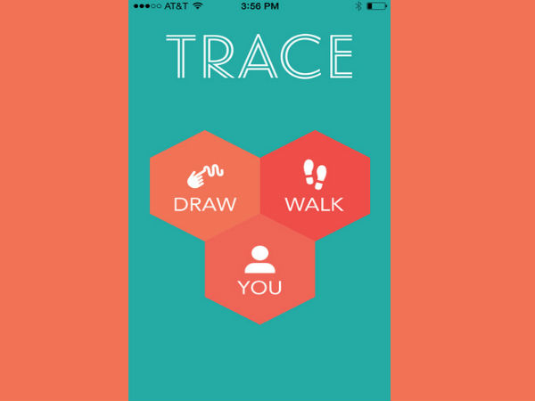 New App Draws Walking Routes for your Loved Ones