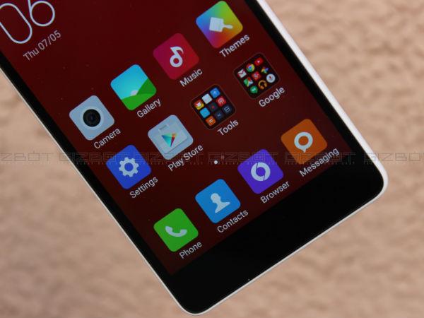 Xiaomi Mi4i Smartphone Review