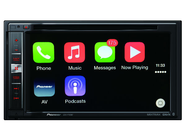 Pioneer Brings Apple's Car Play to India