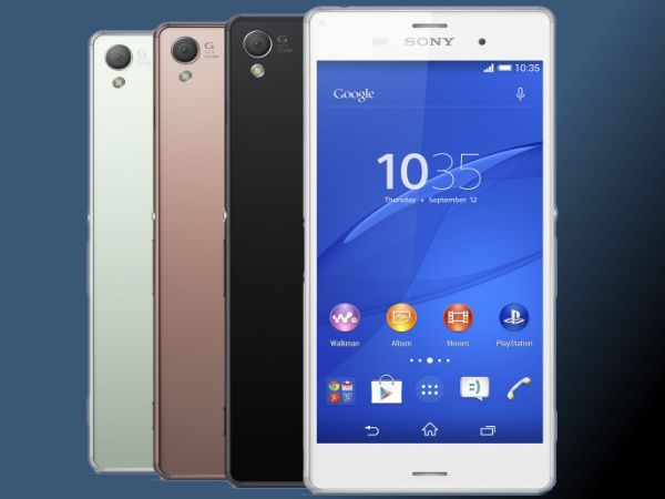 Upcoming Sony Xperia Z4 Compact Tipped To Go Official on May 13