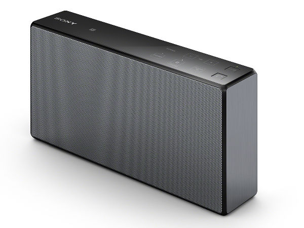Sony Launches Speaker With Bluetooth and NFC Support