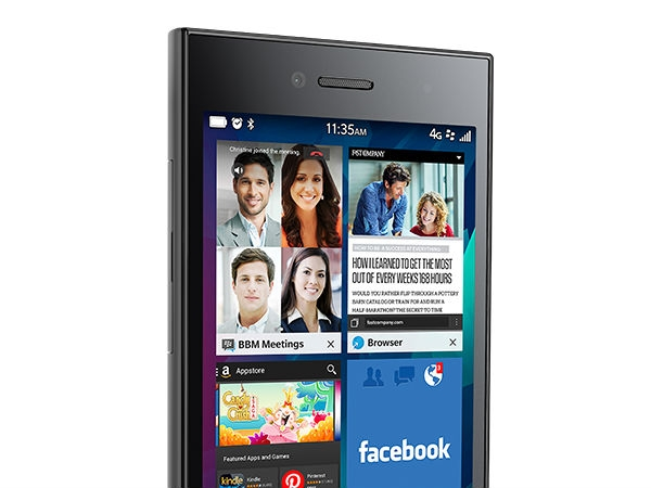 BlackBerry Leap: Budget 4G LTE Smartphone Launched in India