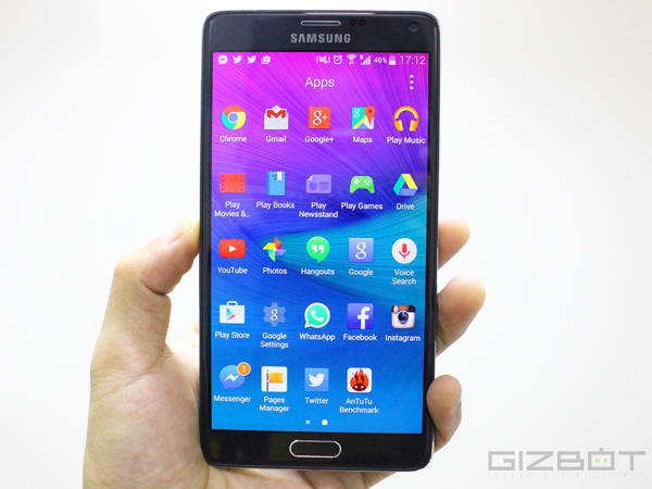 Samsung Galaxy Note 5 Tipped To Launch in September