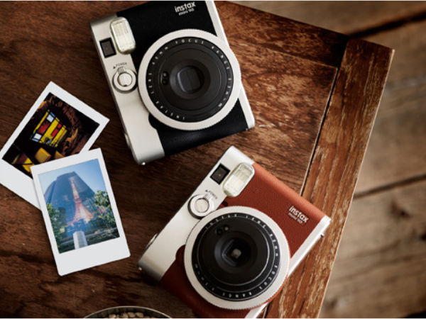 Fujifilm Launches Instax Series of Print Camera in India