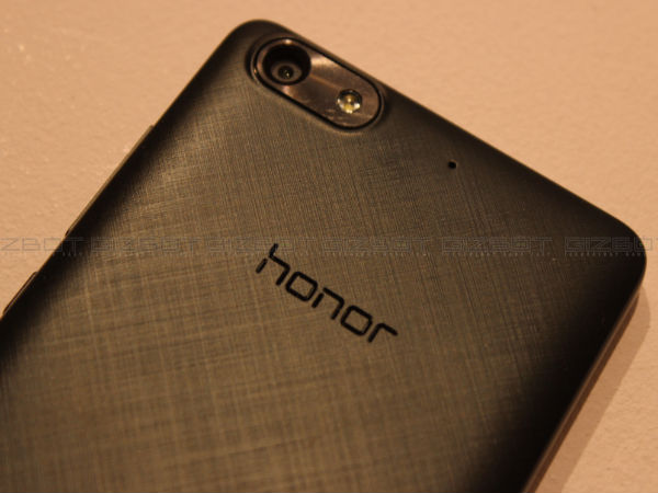 Huawei Honor 4C with 5-inch Display, Smart Image Technology Launched