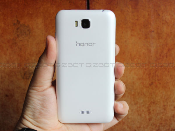 Honor Bee with 4.5-inch Display, Android 4.4 KitKat Launched