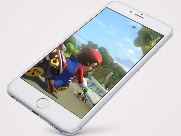 Nintendo Plans To Relaese First Smartphone Game Before End Of The Year