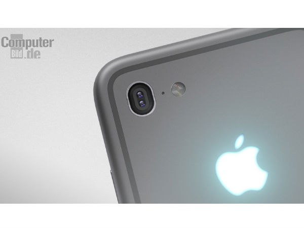 iPhone 7 Concept Shows Bezel-less Smartphone Without Home Button