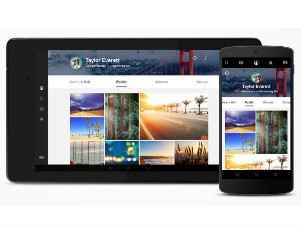 Flickr App Updated with New Features and UI