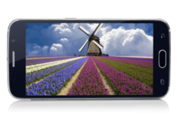 Landvo S6: Samsung Galaxy S6 Design Clone Debuts in China
