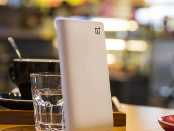 OnePlus 10000 mAh Power Bank Debuts in India at Rs 1,399