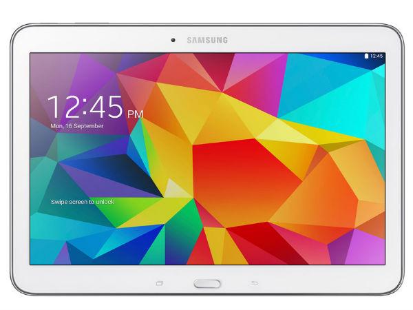 Samsung Galaxy Tab 4 10.1 Gets Android 5.0 Lollipop