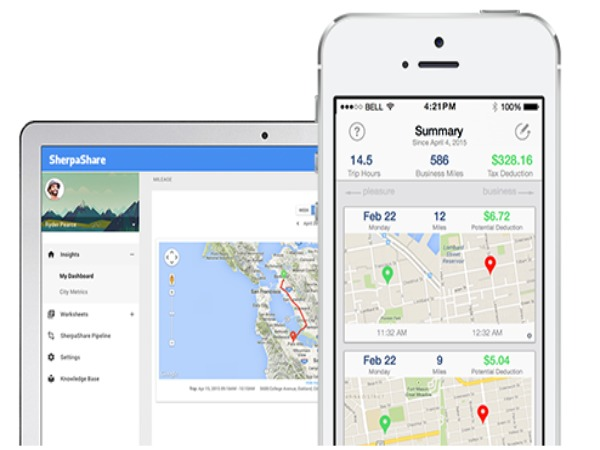 App to Help Drivers earn more during Trips