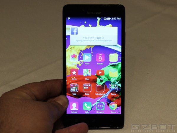 Lenovo A6000 Plus to Go on Flash Sale Today at 2PM on Flipkart