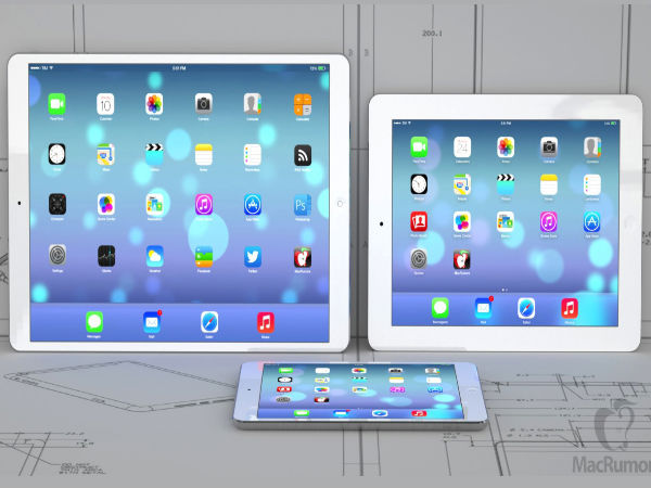 Apple's iPad Pro To Debute In 2016 With Silver Nanowire Touch Panel