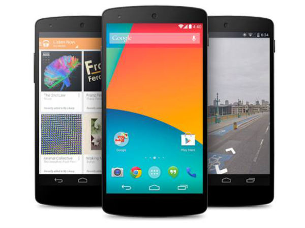 New Google Nexus Phone With 5.2 Display In Works: Rumors