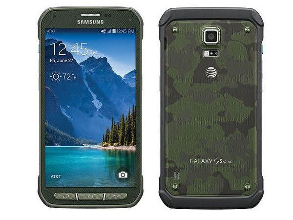 Samsung Galaxy S6 Active Rugged Model Image Leaked