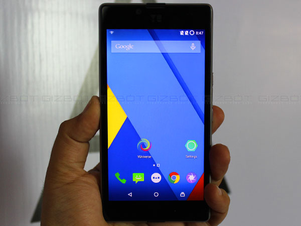 Micromax Yu Yuphoria: Buy At Price of Rs 6,999