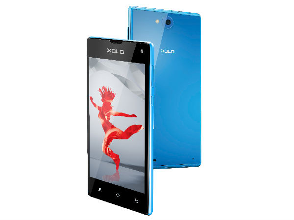 Xolo Prime with 4.5-inch Display, Android 5.0 Lollipop Launched