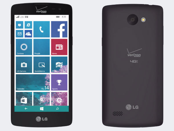LG Lancet: Windows Based Handset To Go On Sale Next Week