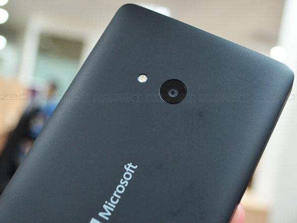 Microsoft Lumia 540 Dual SIM First Look: Windows Phone 8 1