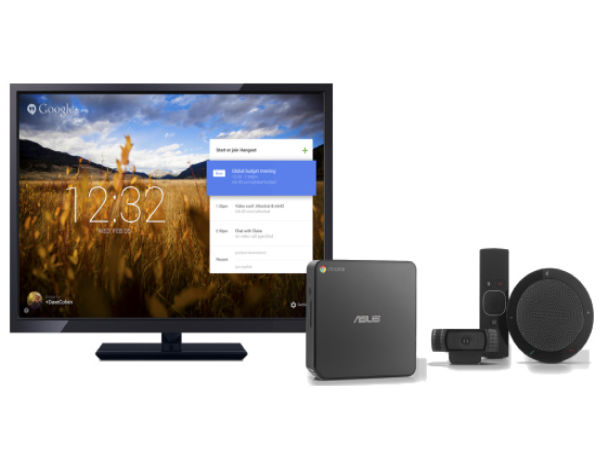 Asus Chromebox Launched in India at Rs 90,000