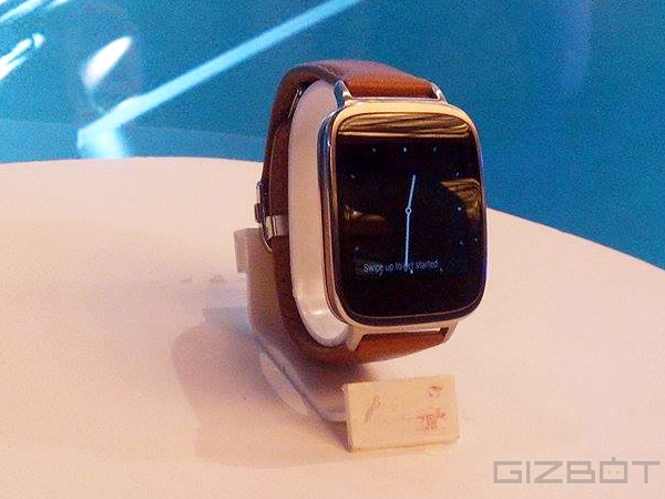 Asus Zenwatch Gets Android Lollipop 5.1.1 Update