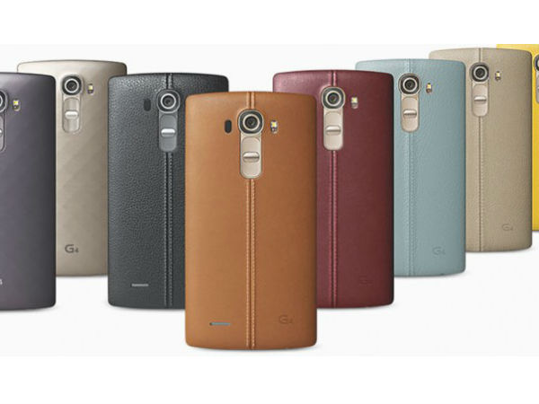 LG Leather Back G4 Flagship Starts Global RollOut