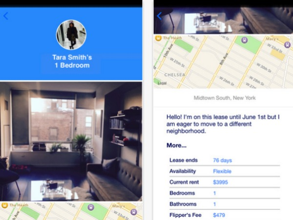 App to help you find sub-tenants