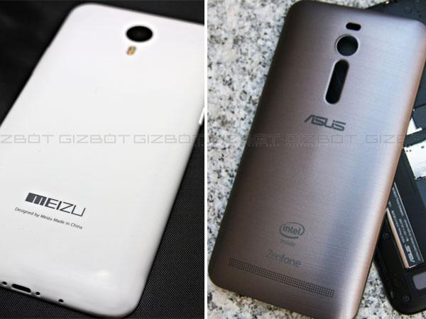 Meizu M1 Note vs Asus Zenfone 2: Battle Of Octa-Core Gets Fiercer