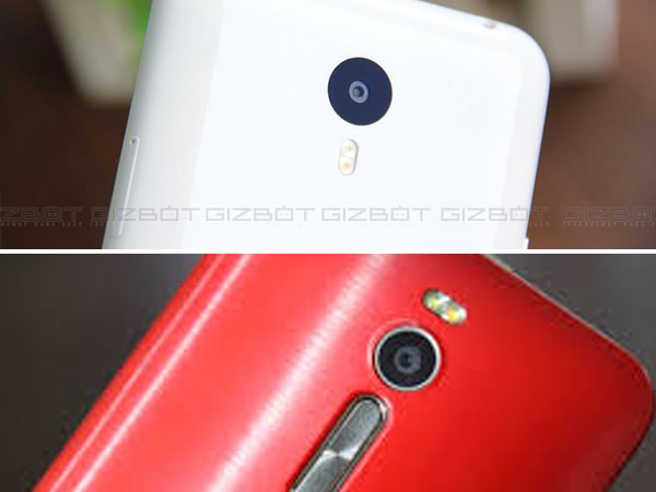 Meizu M1 Note vs Asus Zenfone 2: Battle Of Octa-Core Gets Fiercer