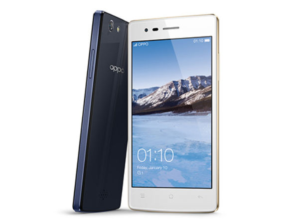 Oppo Neo 5S Smartphone with 4.5-inch Display Listed As Coming Soon