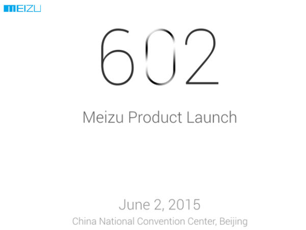 Meizu Launch New Product on June 2