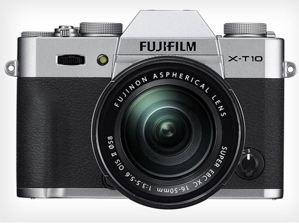 Fujifilm Launches Better, Cheaper Interchangeable Lense Camera X-T10