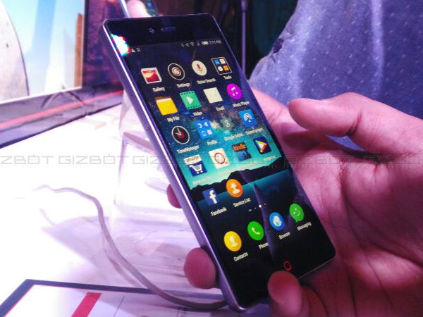 ZTE Nubia Z9 Mini Now Official in India at Rs 16,999