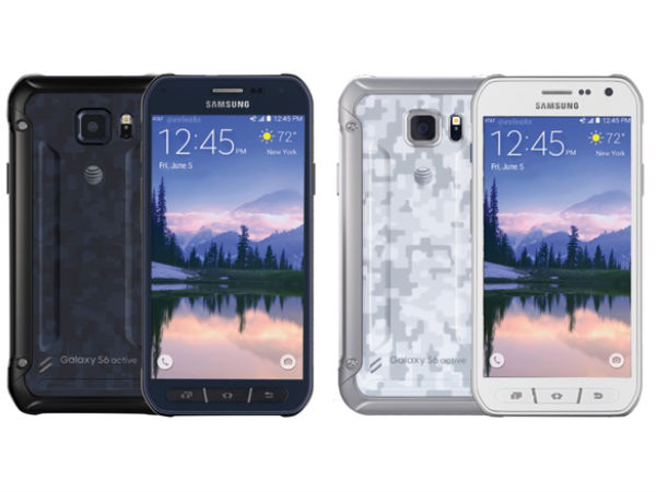 Samsung Galaxy S6 Active Will Employ a QHD Display [Report]