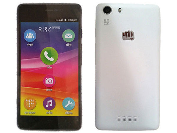 Micromax Partners With MoFirst For Regional Language Smartphone OS