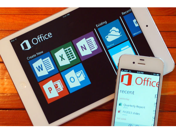 Microsoft's Office Preview Version Is Now Available For Android Phones