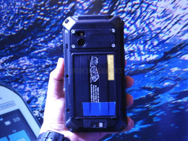 Panasonic Announces Toughpad FZ-E1, FZ-X1 and ToughBook Range in India