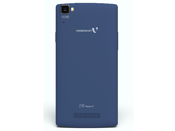 Videocon just launched a new budget smartphone with V-Safe App