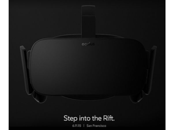 Oculus Rift Virtual Reality Headset To Be Unleashed On June 11