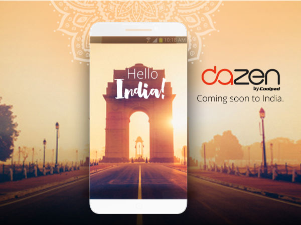 Coolpad Ties-Up with Snapdeal for Upcoming Dazen Brand in India