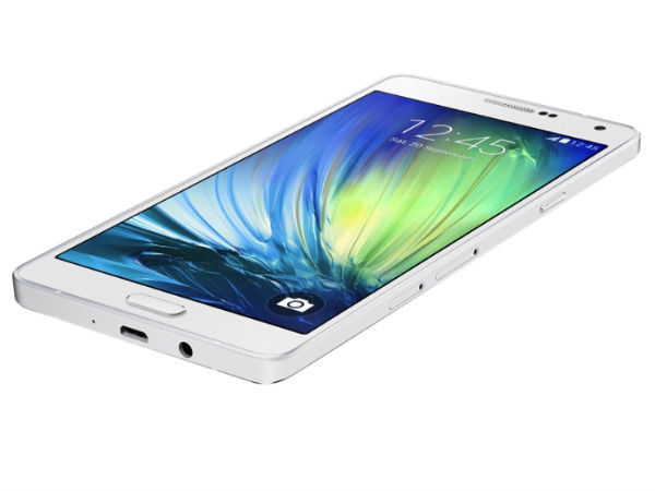 Samsung Galaxy A8 is Expected to Integrate Finger Print Sensor