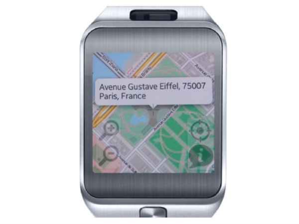Google Maps Arrives On Android Wear After Phone Update
