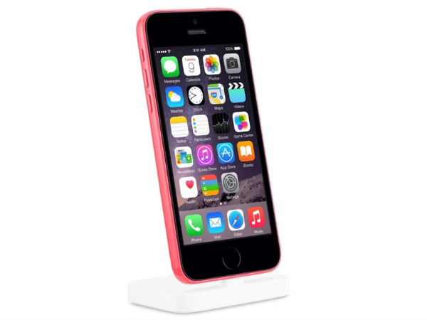 iPhone 5c With Touch ID Spotted on Apple Website