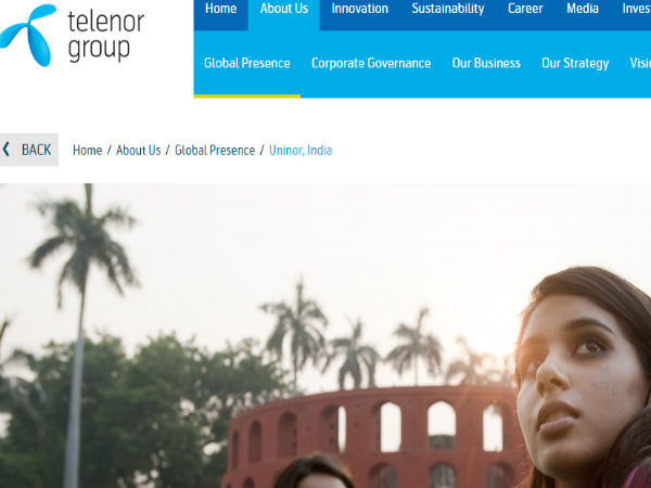 Only 6% Mobile Users in India over 50 years of age: Telenor
