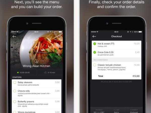 App Cuts Down time at the Counter