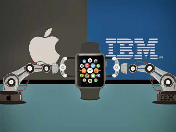 IBM Introduces Business Apps For Apple Watch