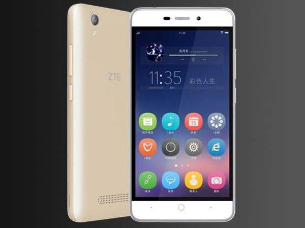 ZTE Q519T Launched, Featuring 4000 mAh Battery, Android Lollipop