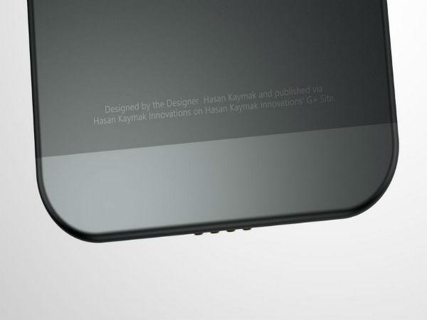 iPhone 7 Edge Concept Smartphone [VIDEO]